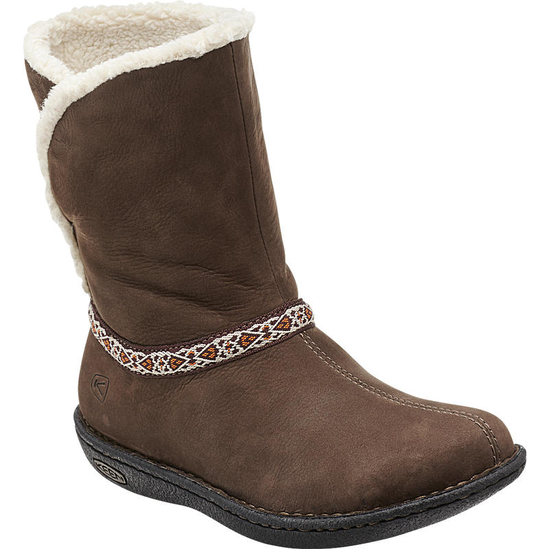 Galena Mid Boots Cascade Brown