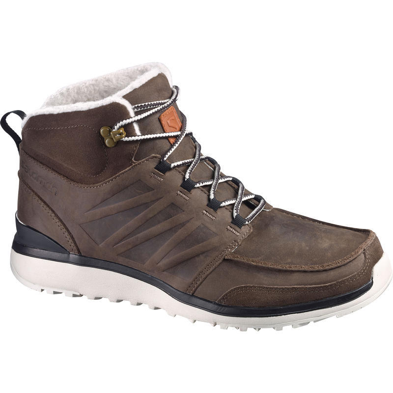 Utility Boots Brown/Bison