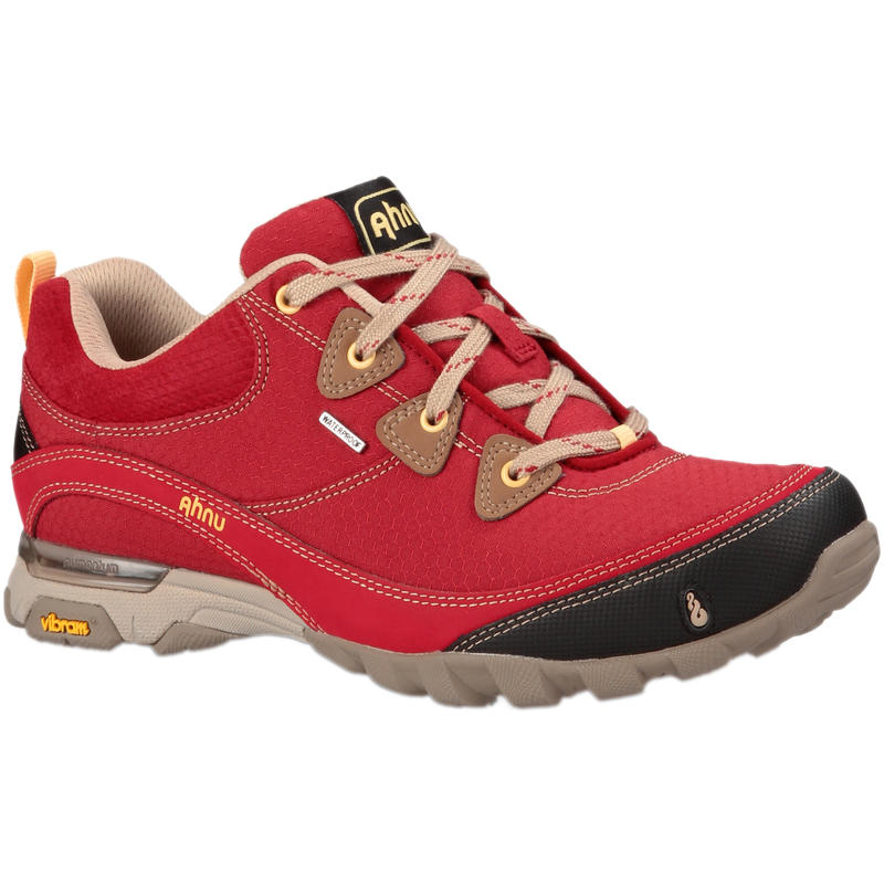 Chaussures de randonnée légère Sugarpine WP Dahlia rouge