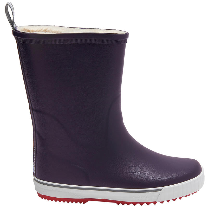 Wings Vinter Boots Purple