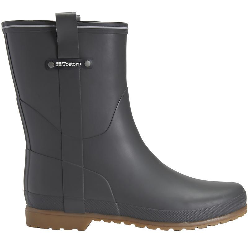 Elsa Boots Gunmetal