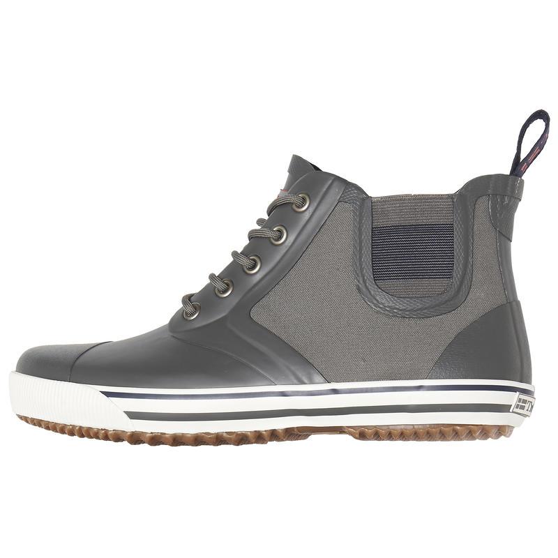 Gunnar Canvas Boots Gunmetal