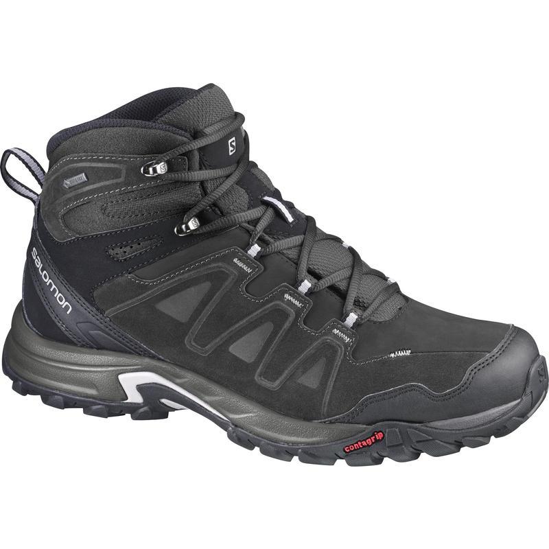 Chaussures de randonnée légère Eskape Mid Ltr GTX Asphalte/Aluminium