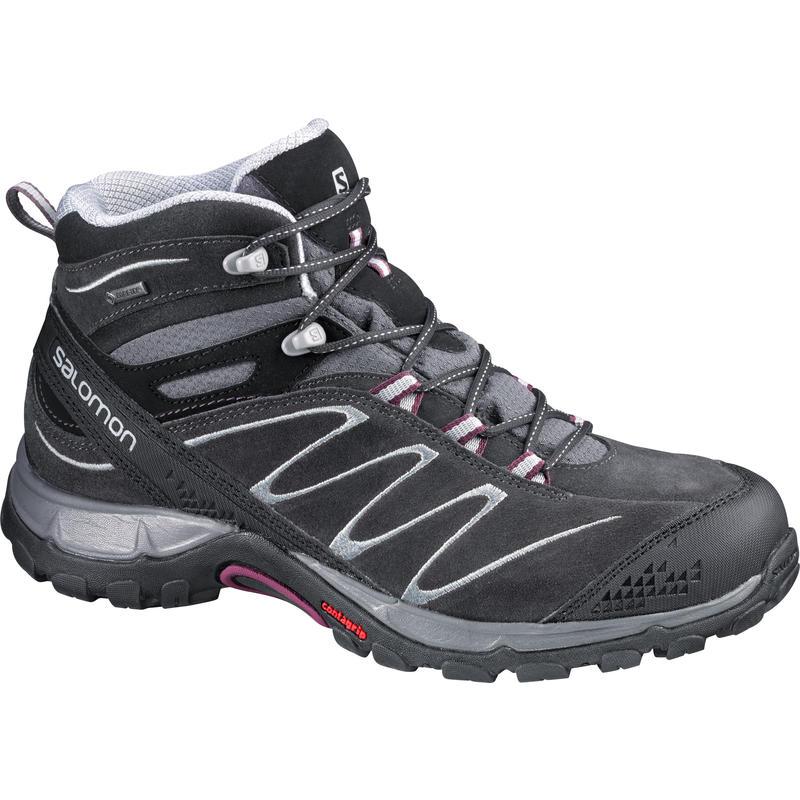 Chaussures de randonnée légère Ellipse Mid Ltr GTX Asphalte/Nuage sombre