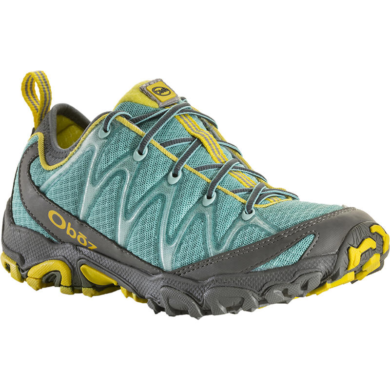 Emerald Peak Light Trail Shoes Glacier
