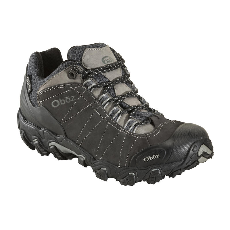 Bridger Low Light Trail Shoes Dark Shadow