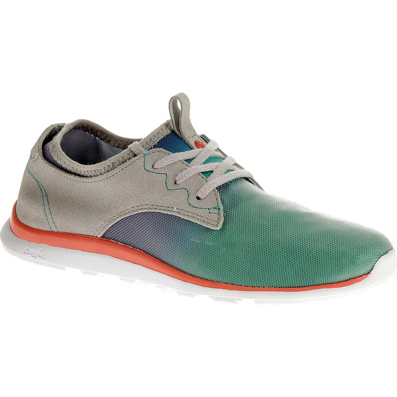 Chaussures Shakra Turquoise/Ombre