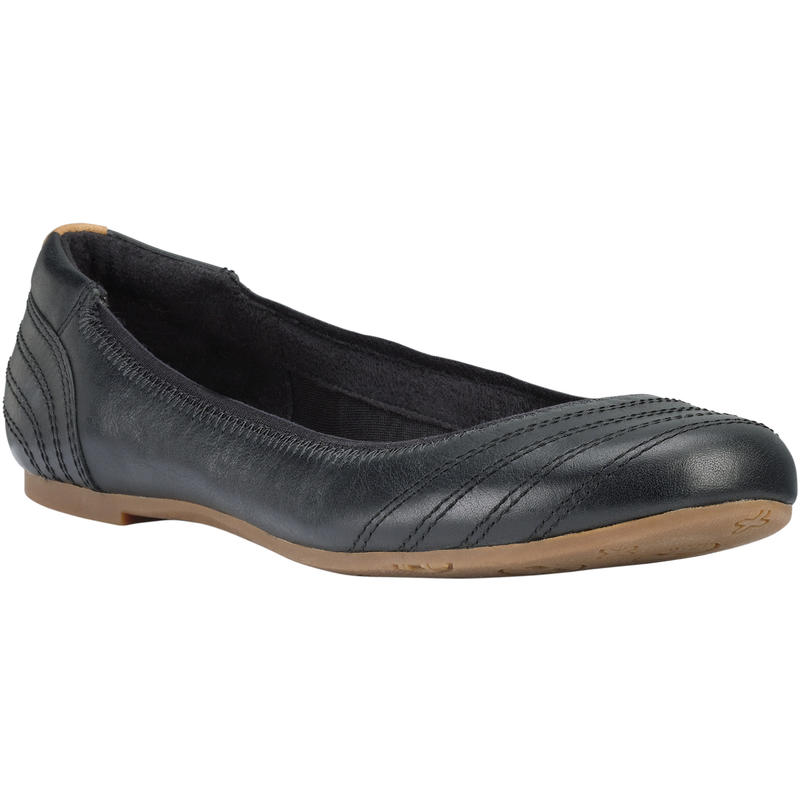 Chaussures Earthkeepers Ellsworth Ballerina Black Journeyman