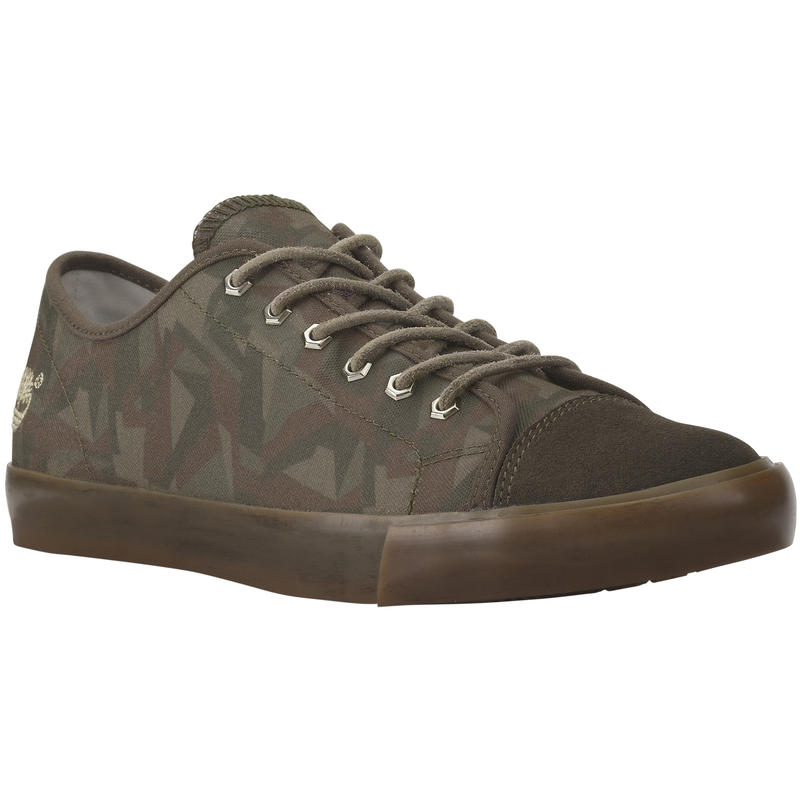 Earthkeepers Glastenbury Oxford Camo Canvas