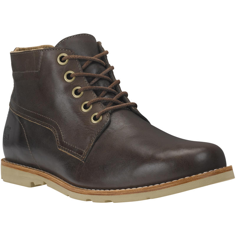 Earthkeepers Rugged LT Chukka Brown Full Grain