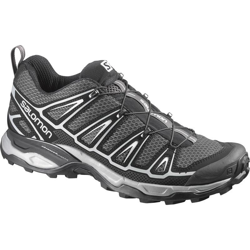 Chaussures de randonnée légère X-Ultra 2 Autoroute/Noir