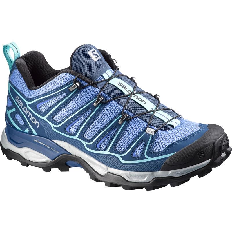 X-Ultra 2 Light Trail Shoes Petunia Blue/Wild Violet
