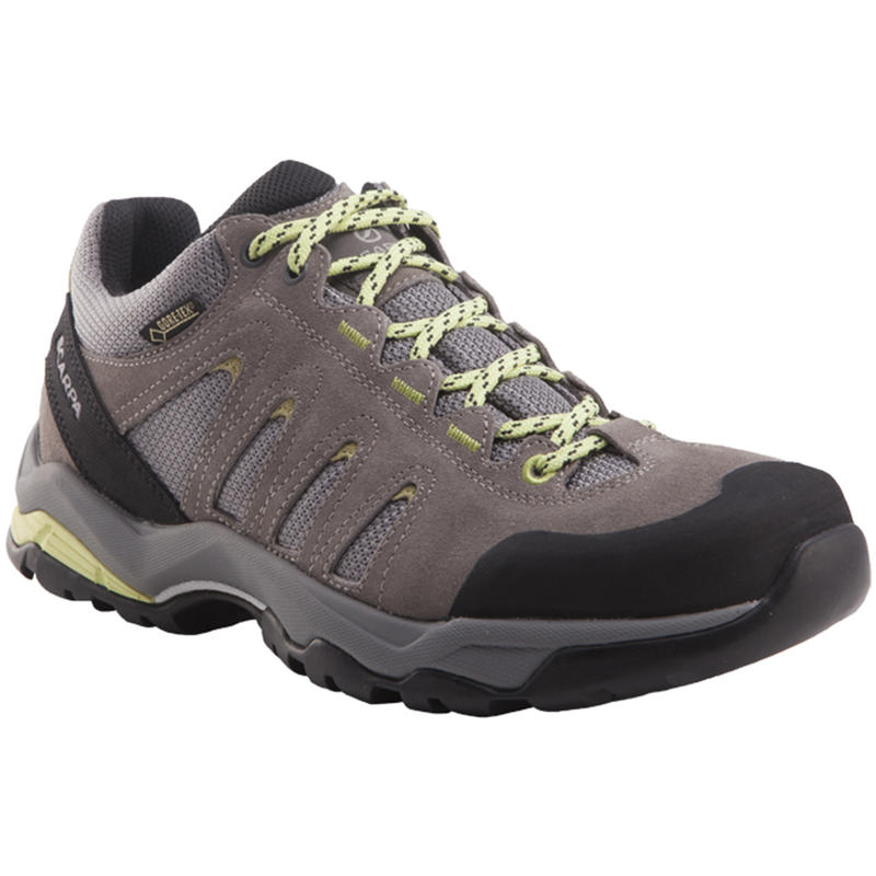 Moraine GTX Light Trail Shoes Taupe/Celery