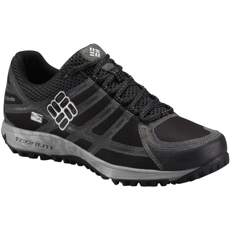 Conspiracy III Outdry Light Trail Shoes Black/Lux