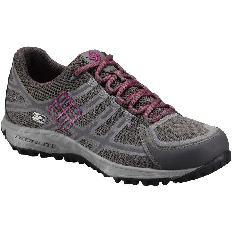Conspiracy III Outdry Light Trail Shoes Charcoal/Fuchsia