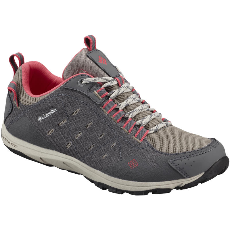 Chaussures de randonnée légère Conspiracy Razor Charbon de bois/Lueur solaire