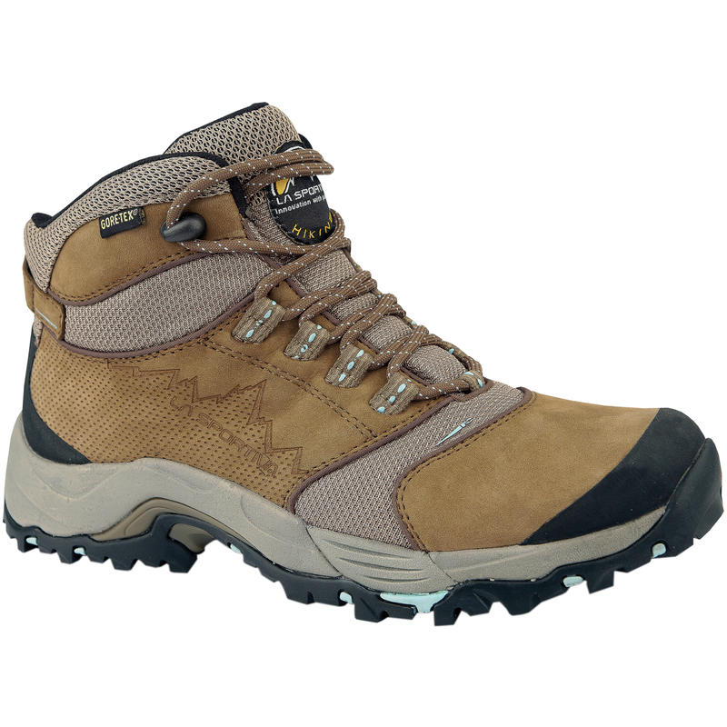 FC 3.2 GTX Light Trail Shoes Brown/Ice Blue