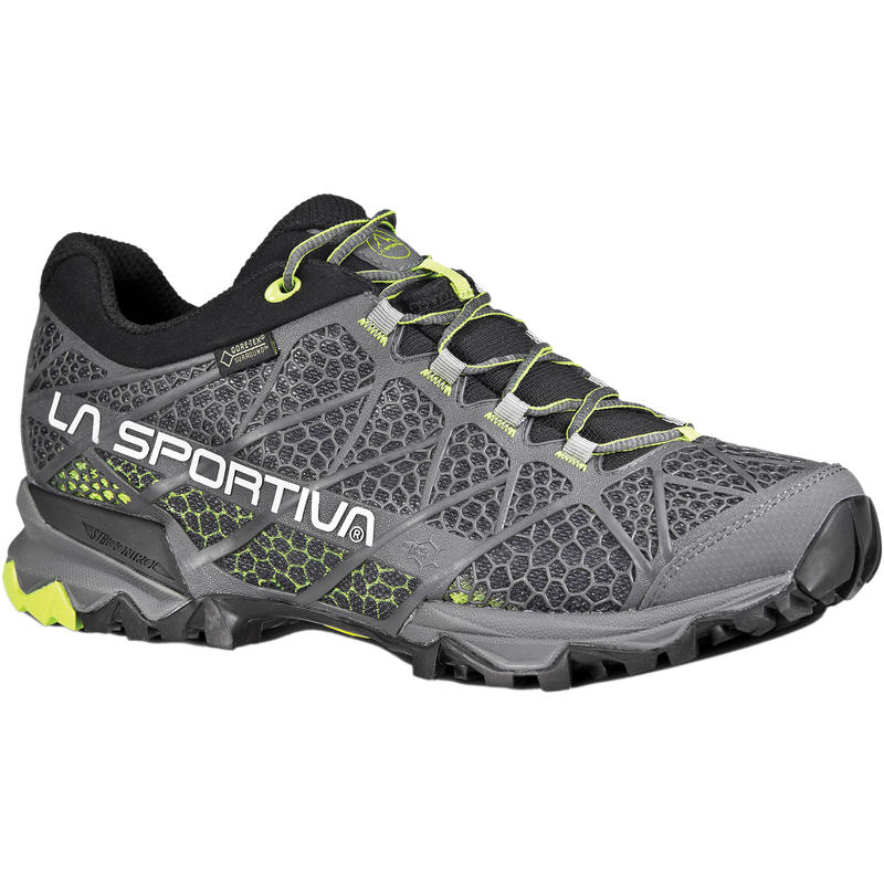 Primer Low GTX Light Trail Shoes Grey/Green