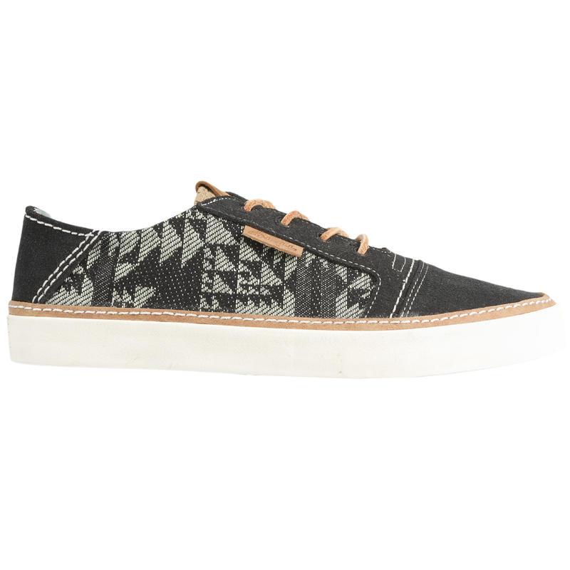Doke Low LX Shoes Black Inca