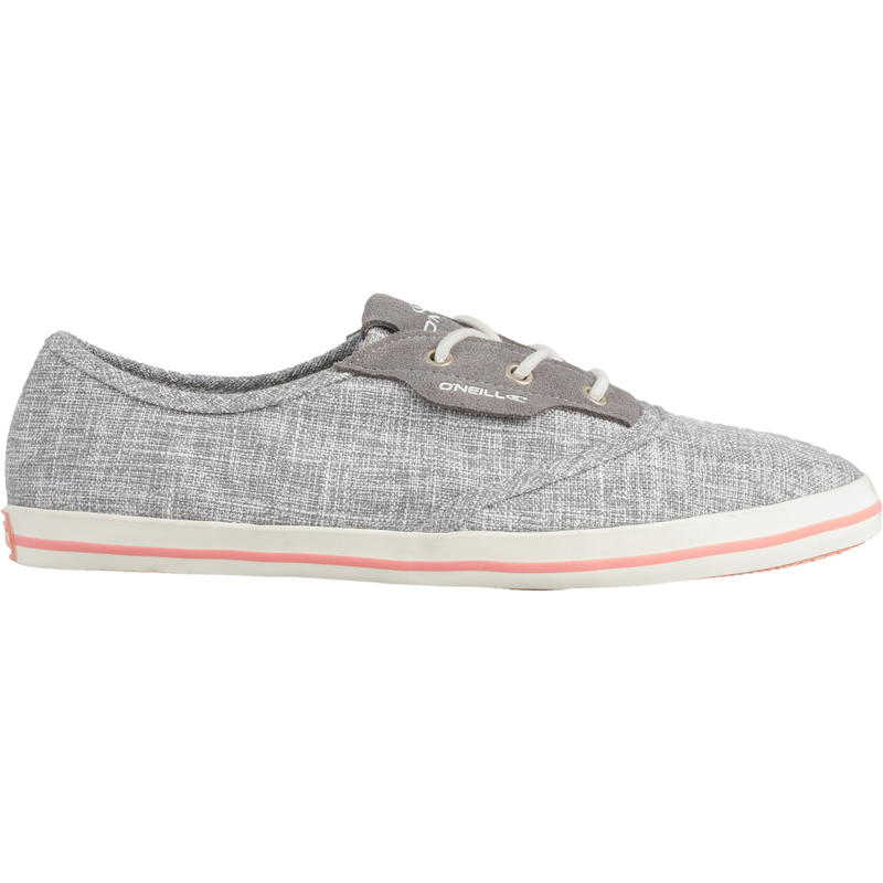 Lala Glitz Shoes Metal Grey