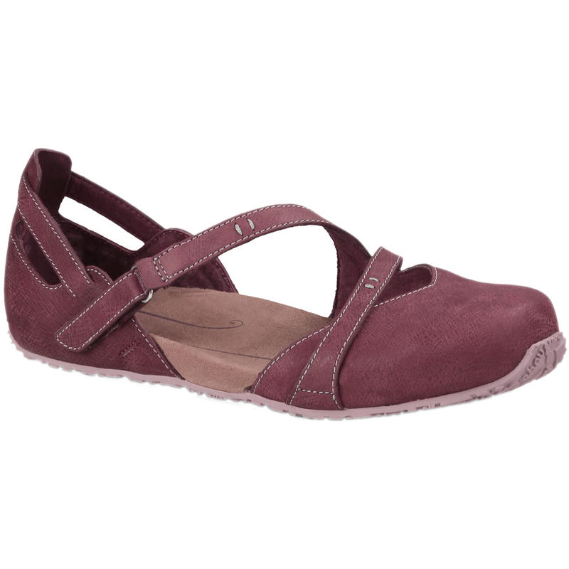 Tullia Shoes Eggplant