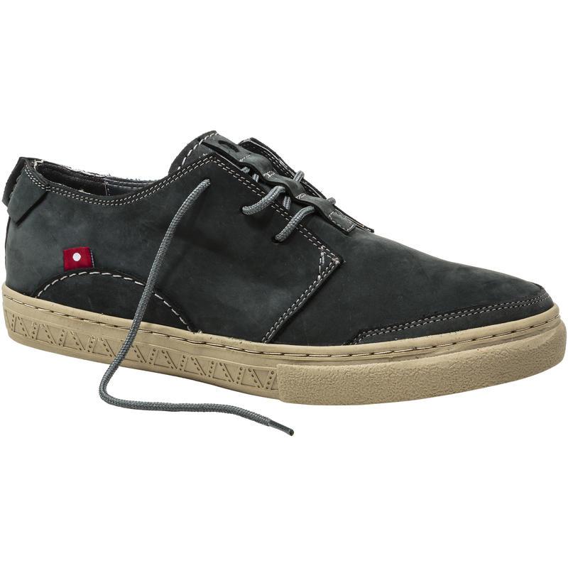 Anbesso Shoes Dark Grey Nubuck