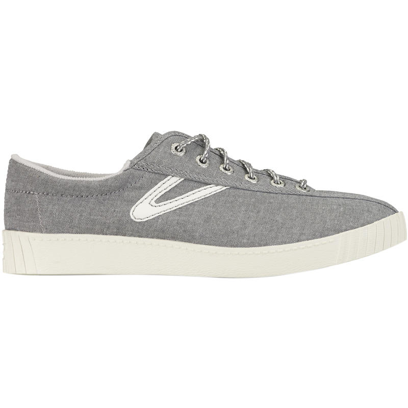 Nylite Chambray Shoes Frost Grey