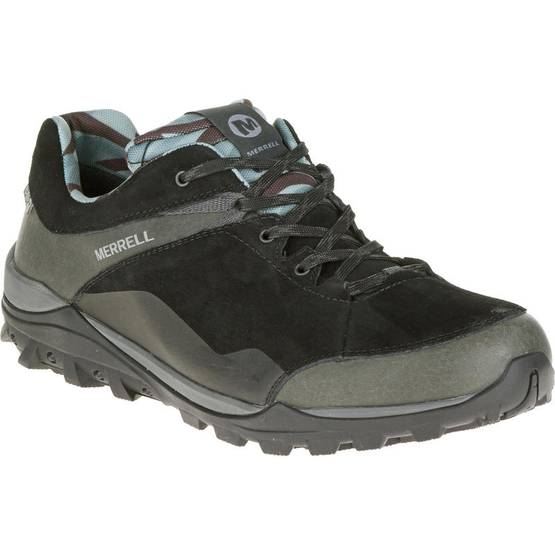 Fraxion Waterproof Light Trail Shoes Black