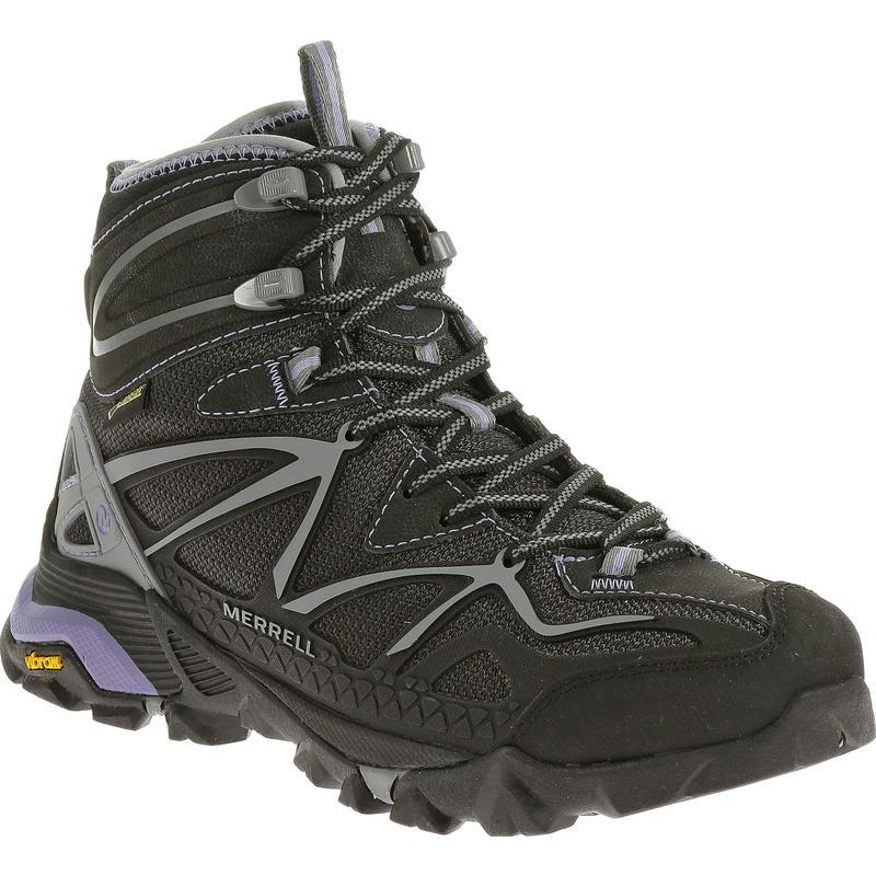 Capra Mid Sport GTX Light Trail Shoes Black/Grey
