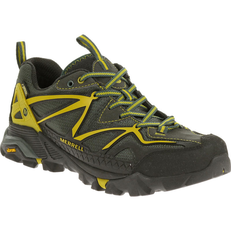 Chaussures de randonnée légère Capra Sport GTX Pignons verts