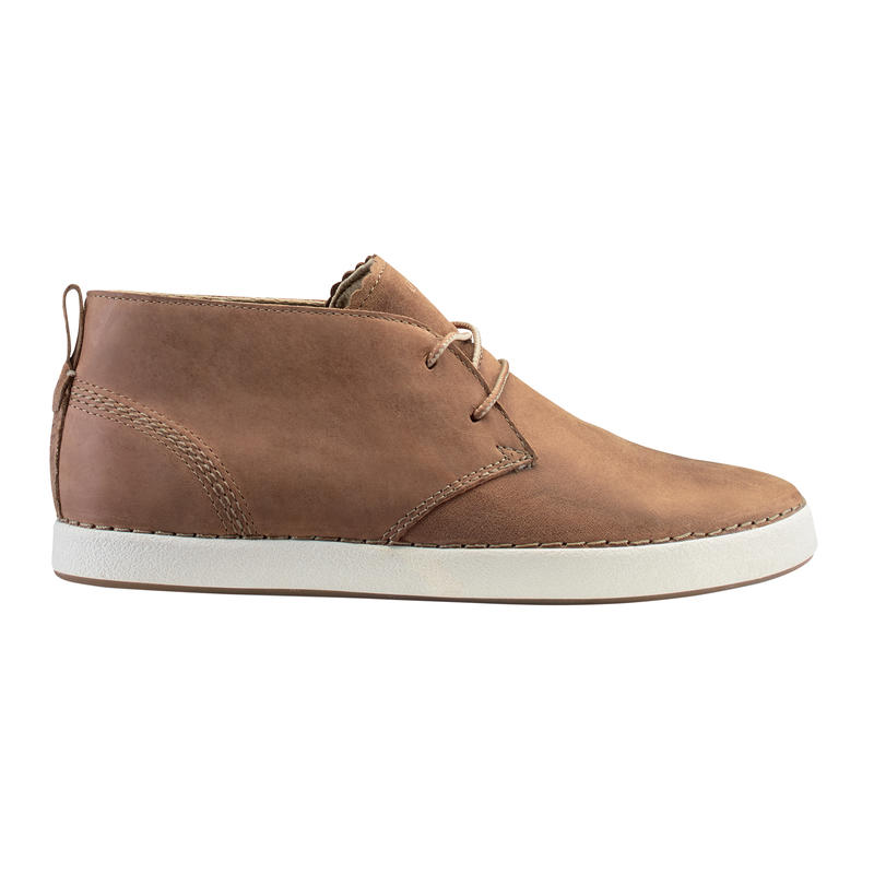 Chaussures Kupono Tabac/Ossements