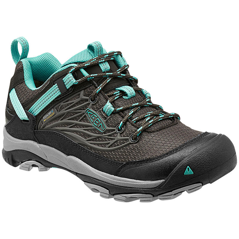 Saltzman WP Light Trail Shoes Raven/Lagoon