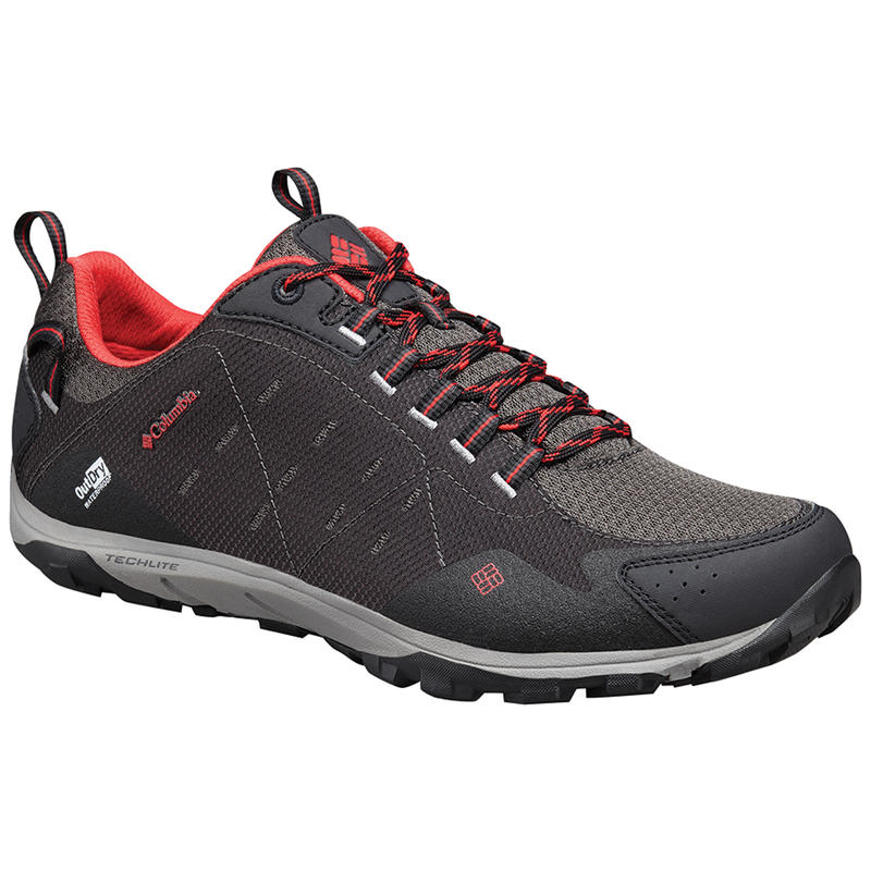 Conspiracy Razor Outdry Trail Shoe Bright Red/Black