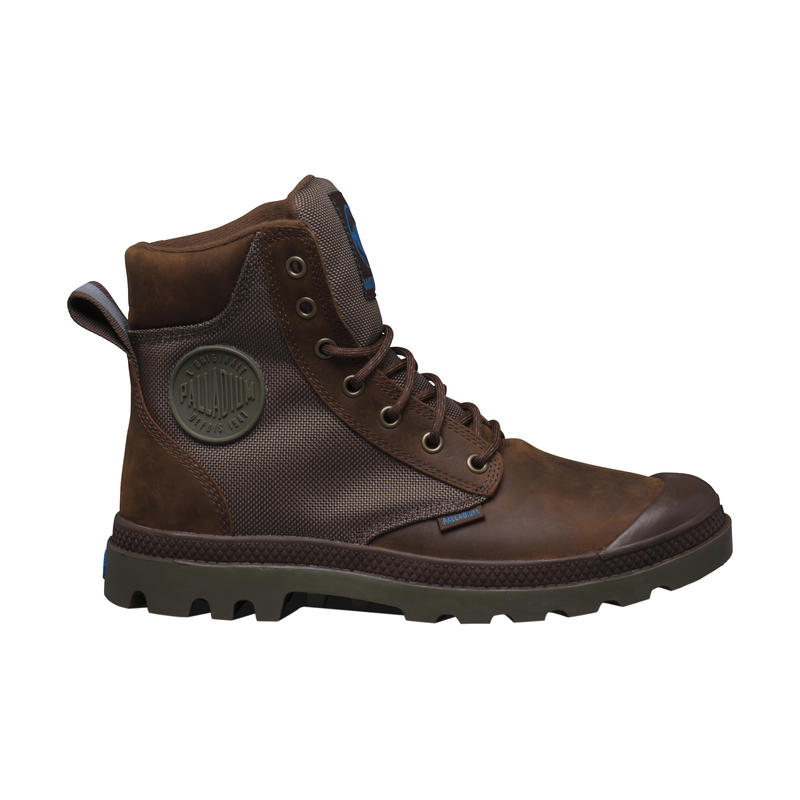 Pampa Sport Cuff WPN Boots Bridle Brown/Moon Mist