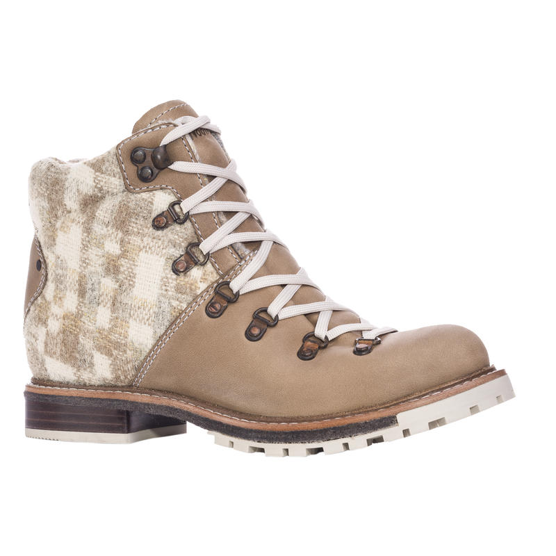 Rockies Boots Quill/Camo Wool