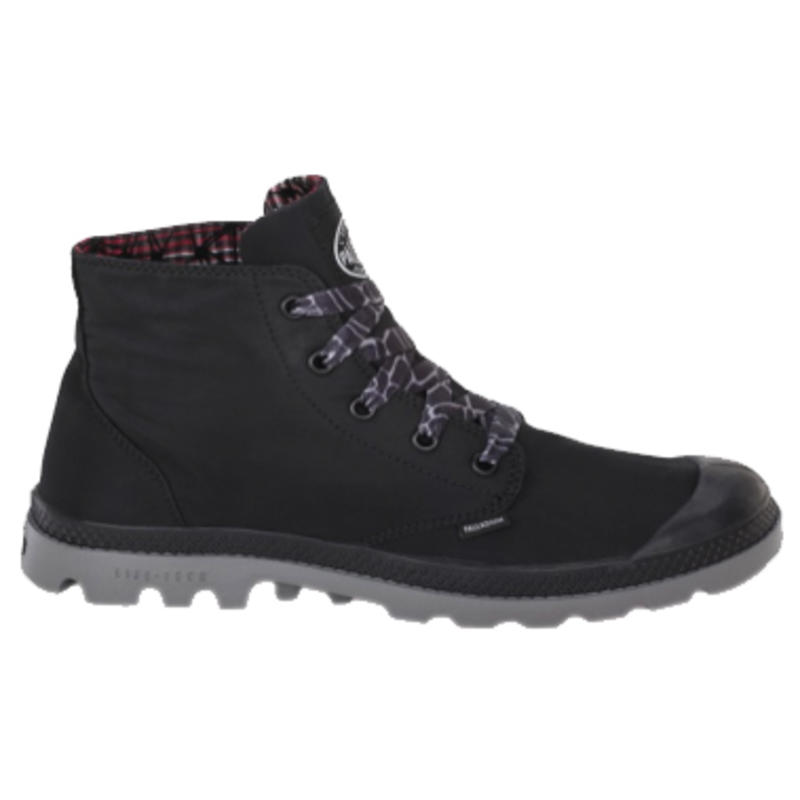 Pampa Puddle Lite WP Boots Black/Metal