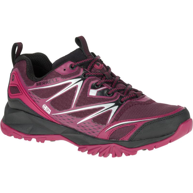Capra Bolt Waterproof Light Trail Shoes Huckleberry