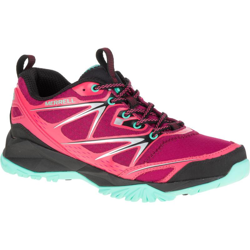 Chaussures de randonnée légère Capra Bolt Rouge vif