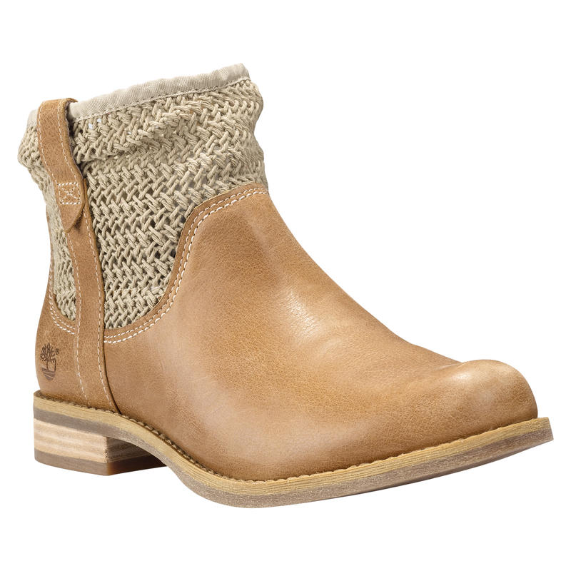 Savin Hill Ankle Boot Wheat Woodlands