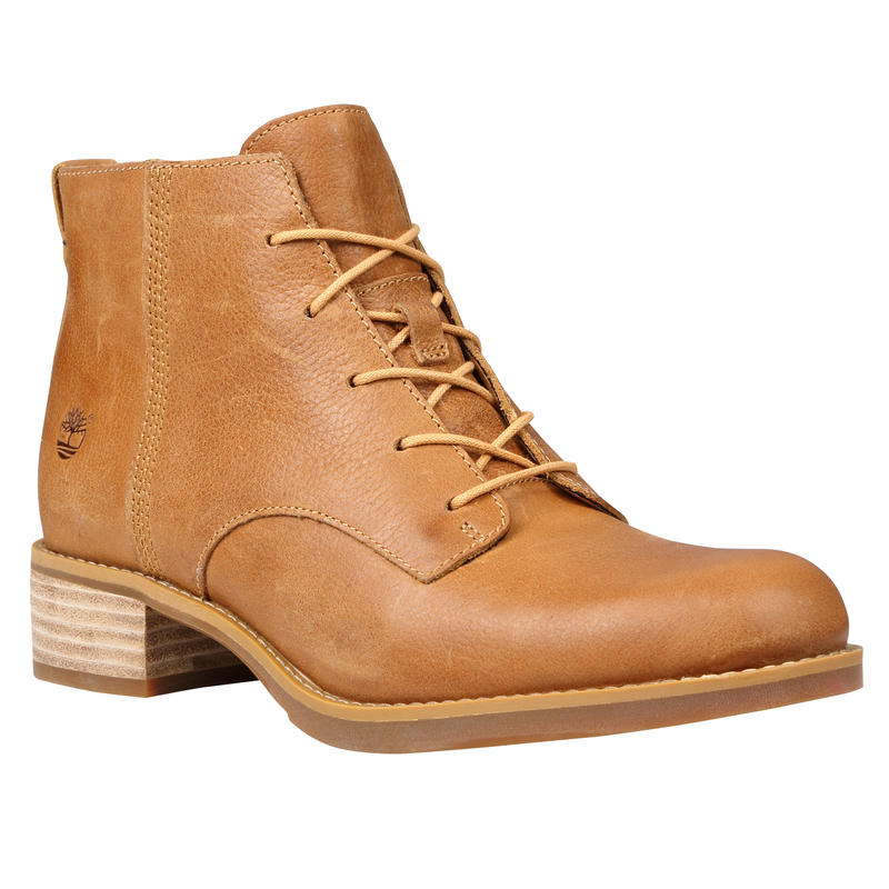 Beckwith Lace Chukka Boots Wheat Woodlands