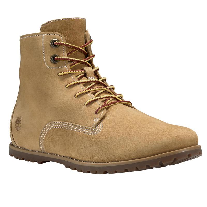 Joslin Chukka Boots Wheat