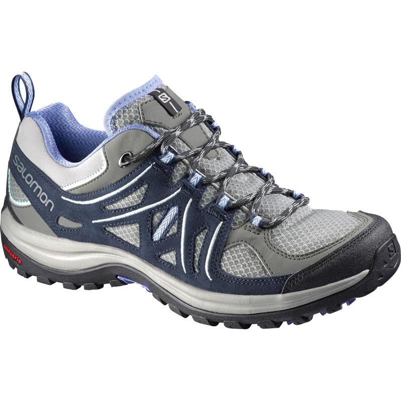 Chaussures de randonnée légère Ellipse 2 Aero Titane/Bleu sombre