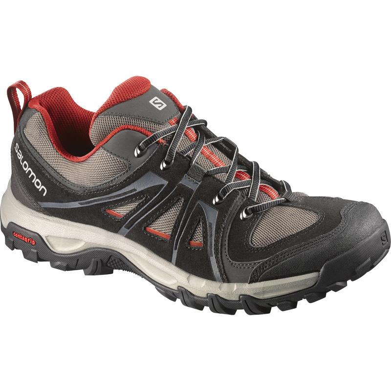 Evasion Aero Light Trail Shoes Black/Swamp
