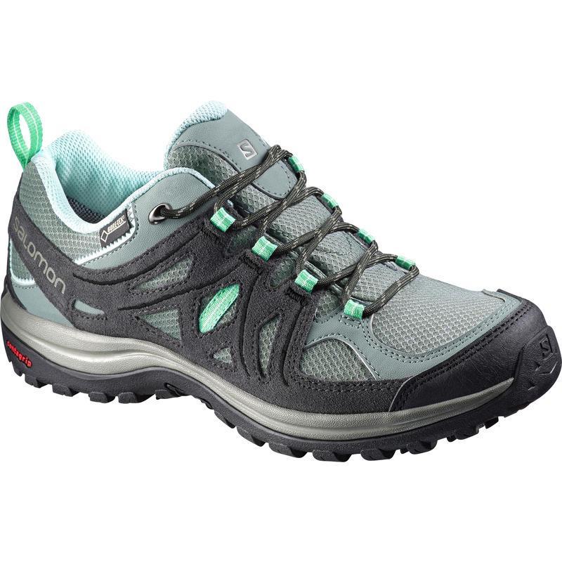 Chaussures de randonnée légère Ellipse 2 GTX Titane clair/Asphalte