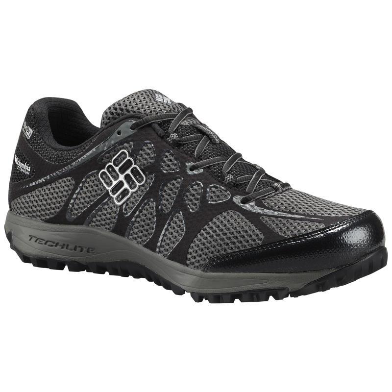 Conspiracy Titanium Outdry Light Trail Shoes Black/Lux