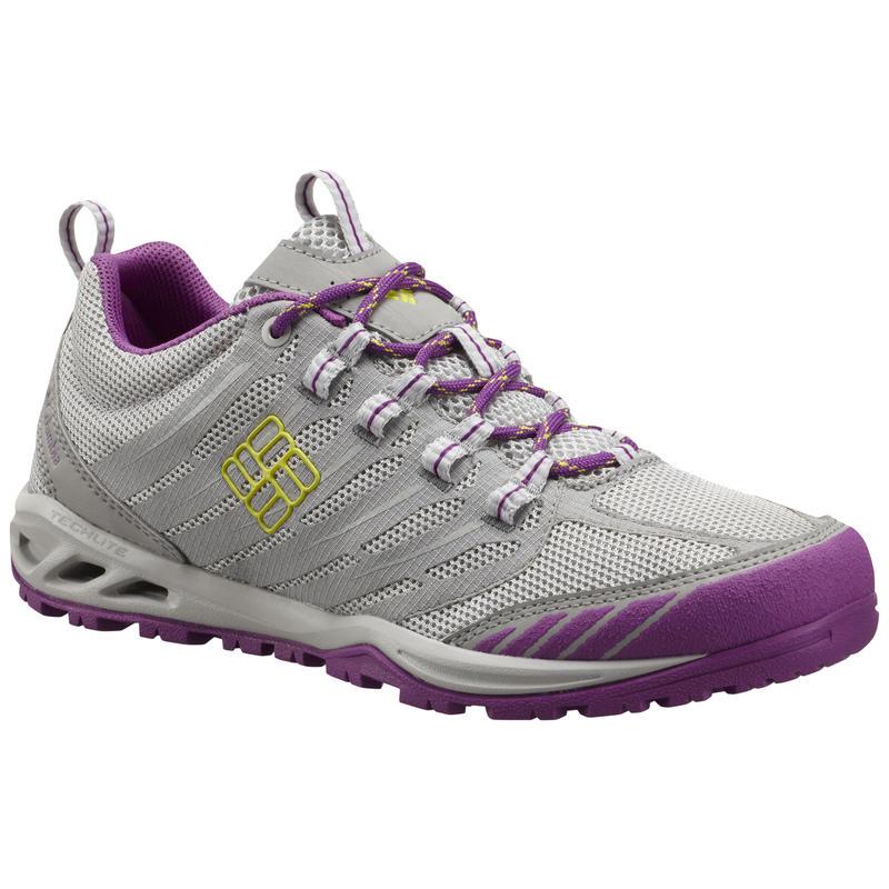 Ventrailia Razor Light Trail Shoes Oyster/Zour