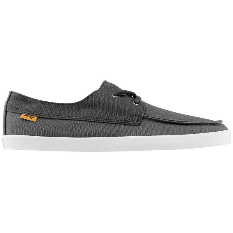 Chaussures basses Deckhand Gris charbon de bois