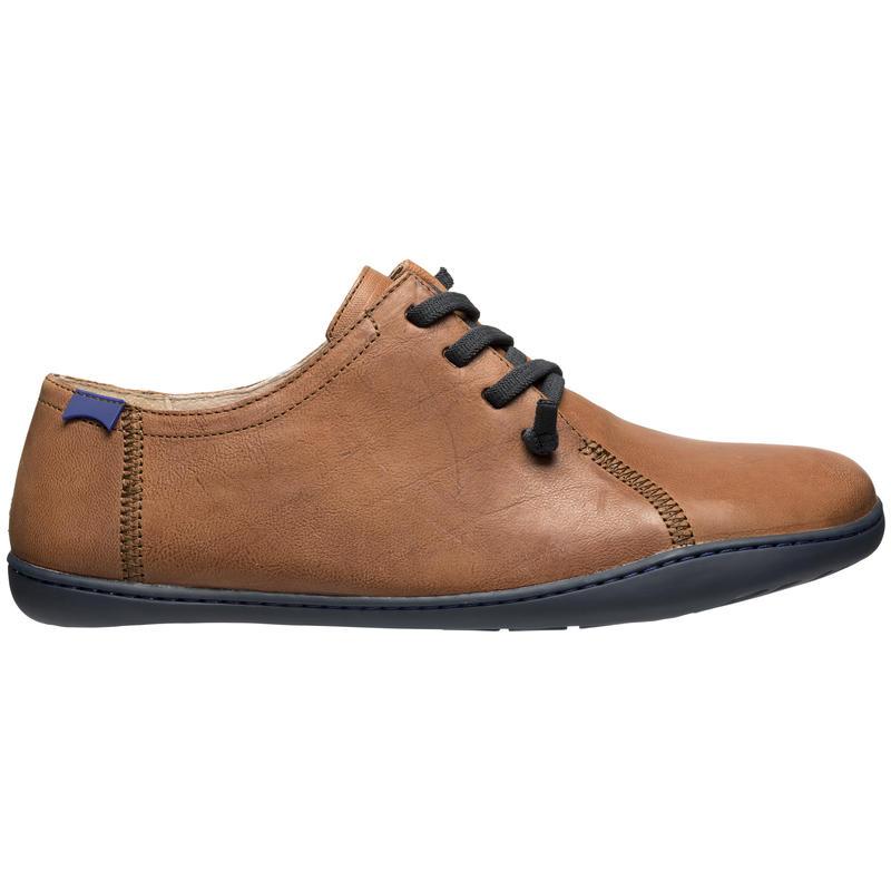 Chaussures basses Peu Cami 18736 Brun moyen