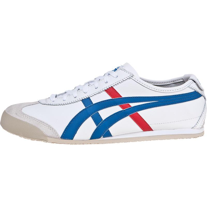 Mexico 66 Shoes White/Blue