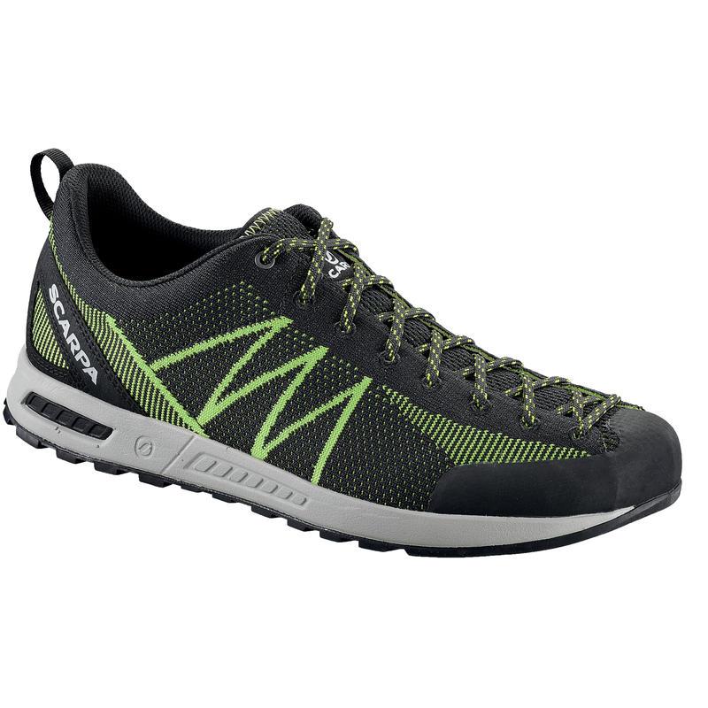Chaussures Iguana Noir/Lime
